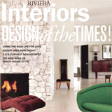 Riviera Interiors, Fall 2009
