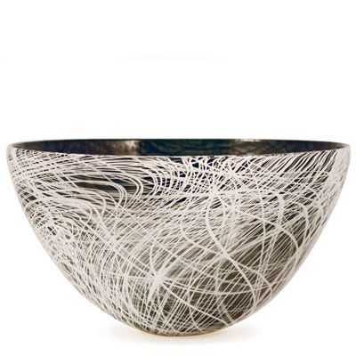 Grey Linea Bowl