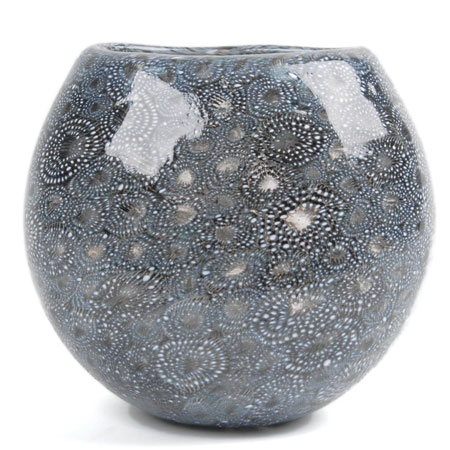 Anemone Murrine Stone Low Uvase