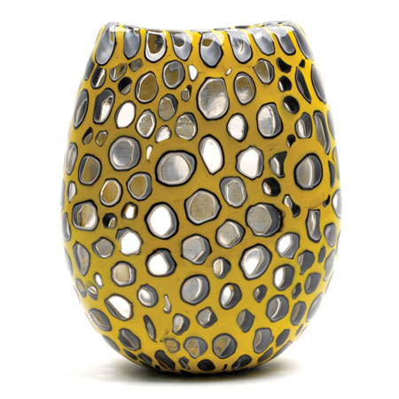 Meteor Murrine Cheetah Uvase