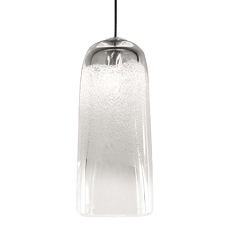 clear bubble square light