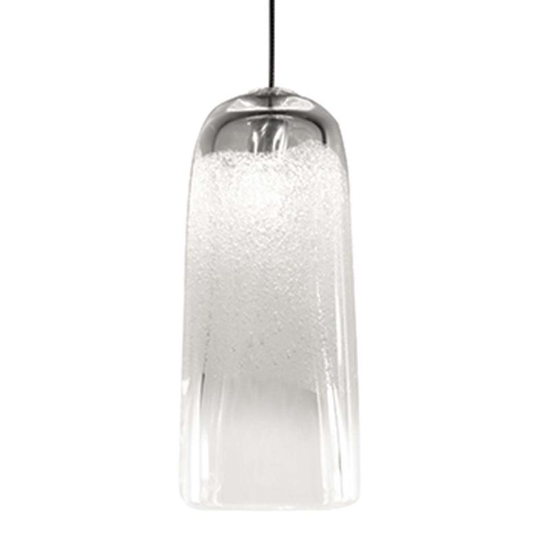 clear bubble square light