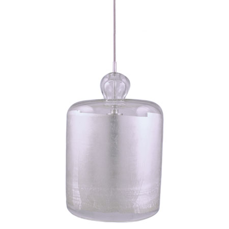 Silver Short Gong Light
