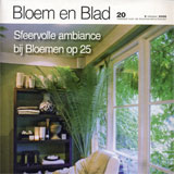 Bloem en Blad, October 2008