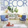 Elle Decor, June 2011