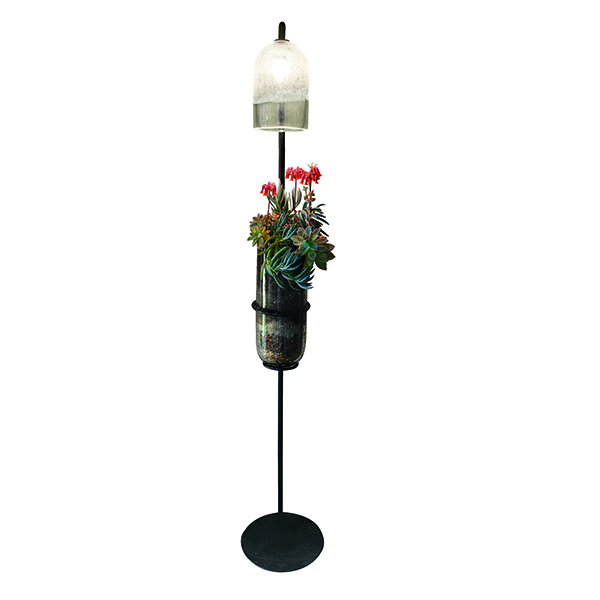 floor growlamp