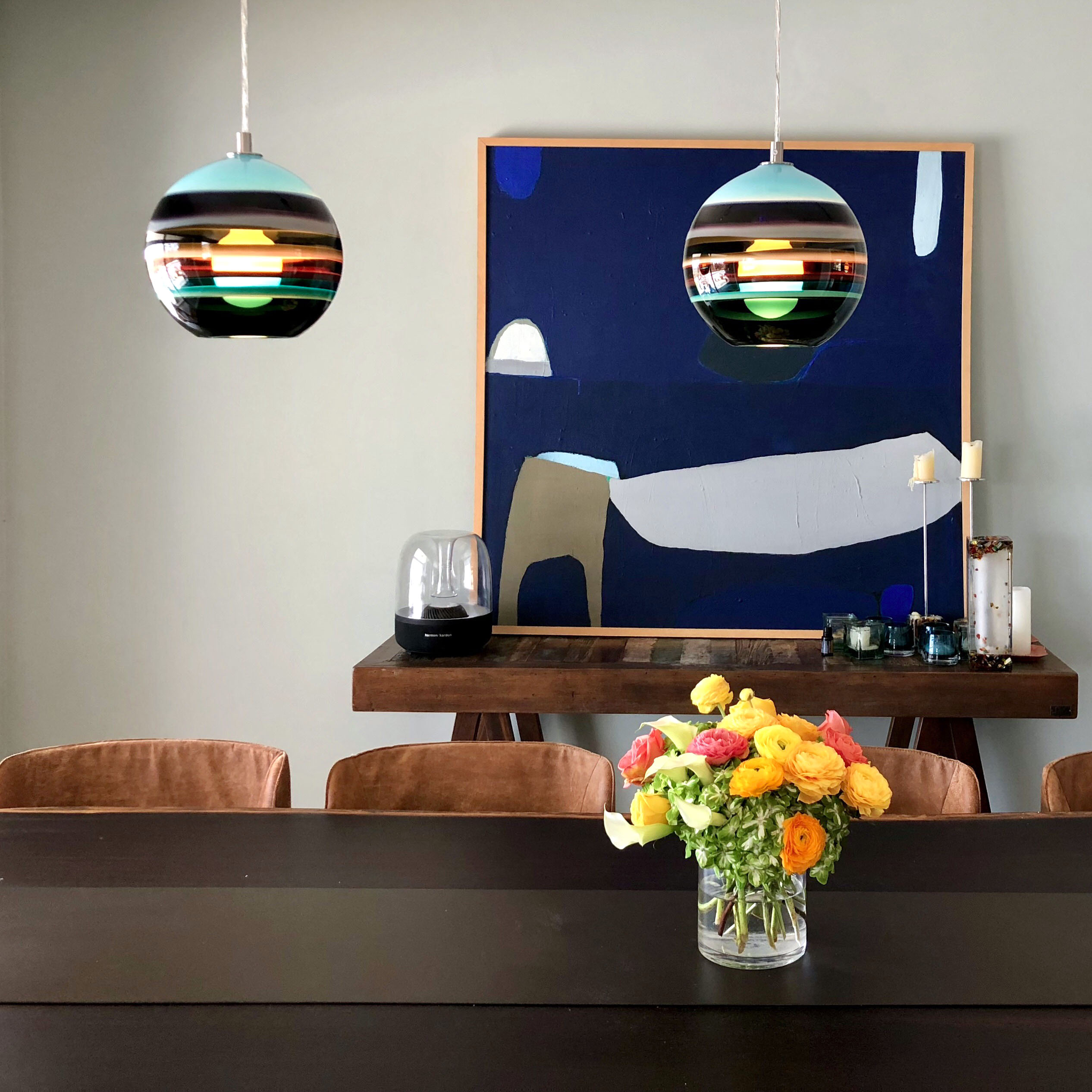 modern living room lighting by siemon and salazar