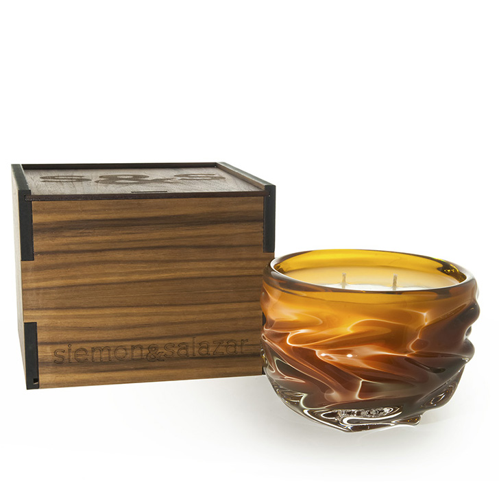 sequoia forest candle