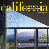 California Home + Design, May/June 2009