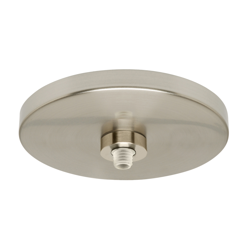 4in round satin nickel